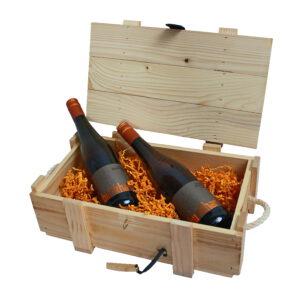 Geschenkkisten & Weingläser